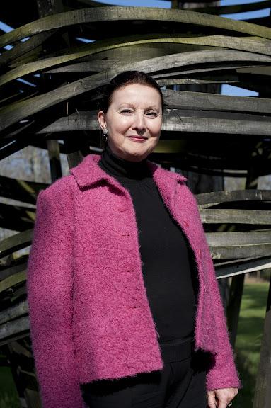 Chantal Colleu-Dumond, directrice du domaine@de Chaumont-sur-Loire.