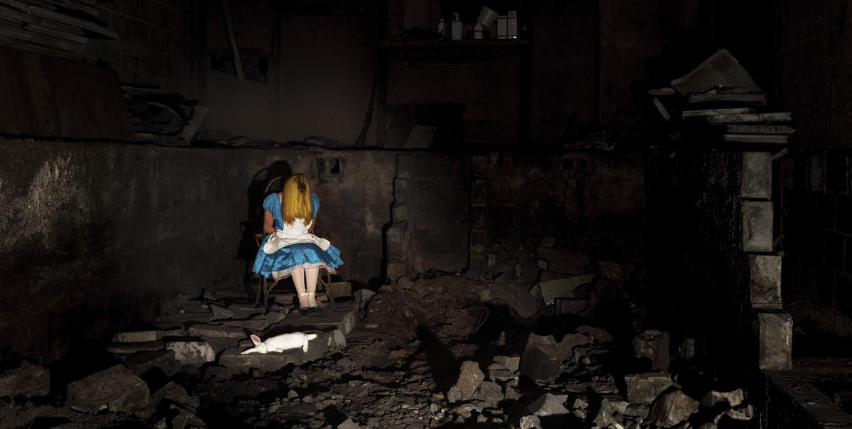Just a Trap – Alice