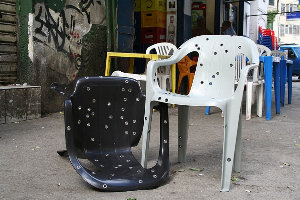 Stray Bullet Chair