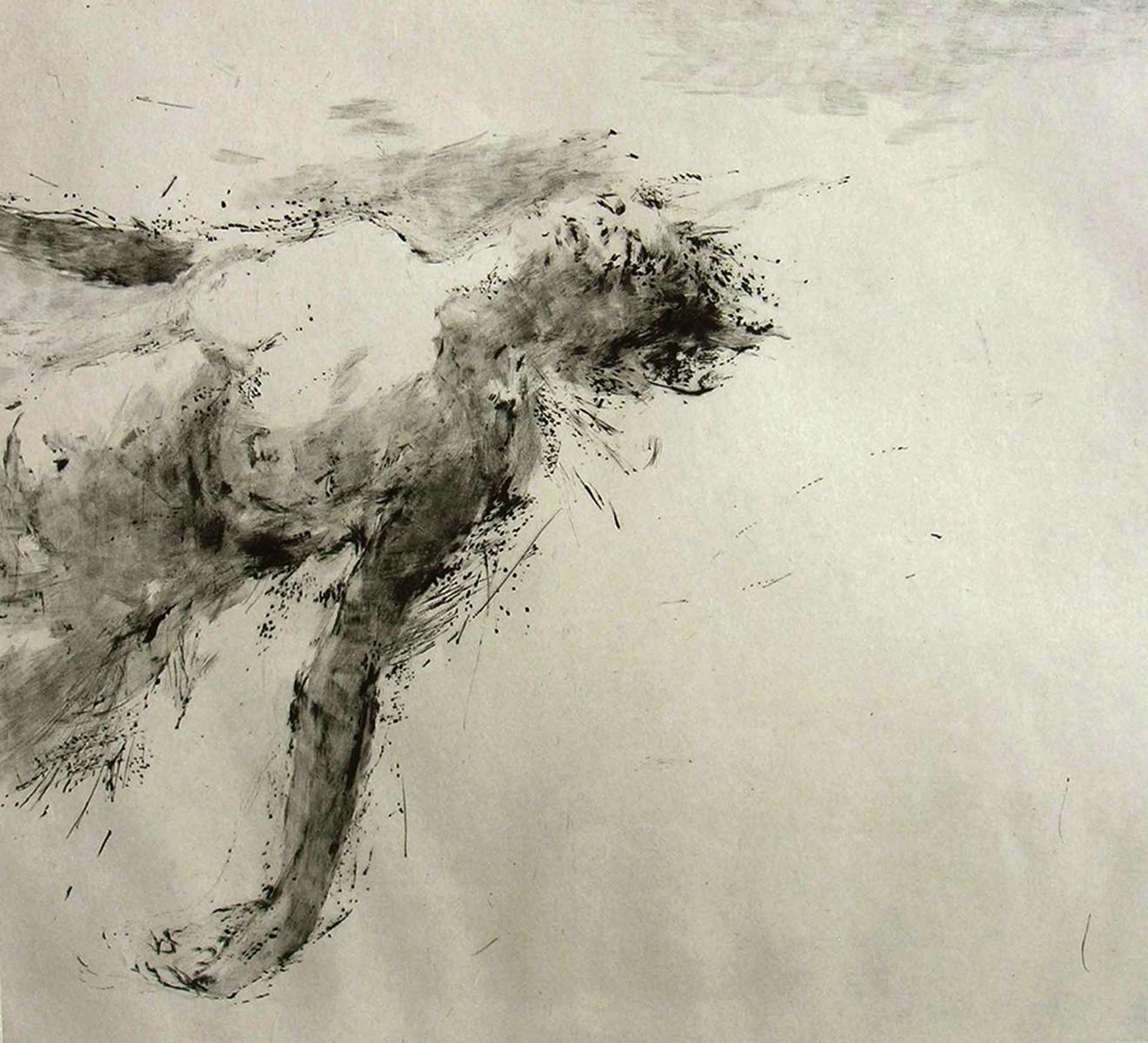 Floating III, gravure