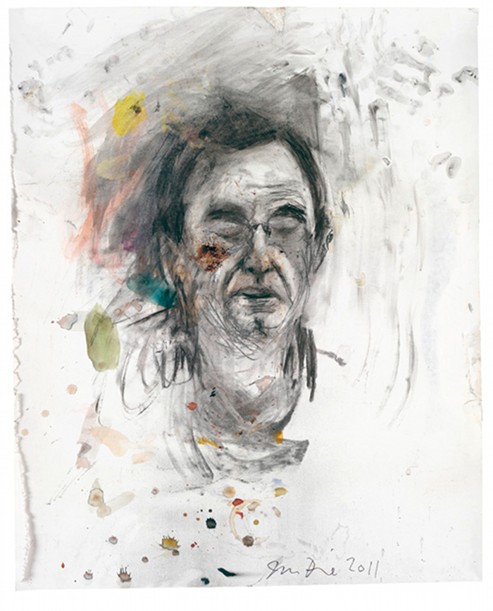 Steidl Behind Himself, ensemble de 9 dessins