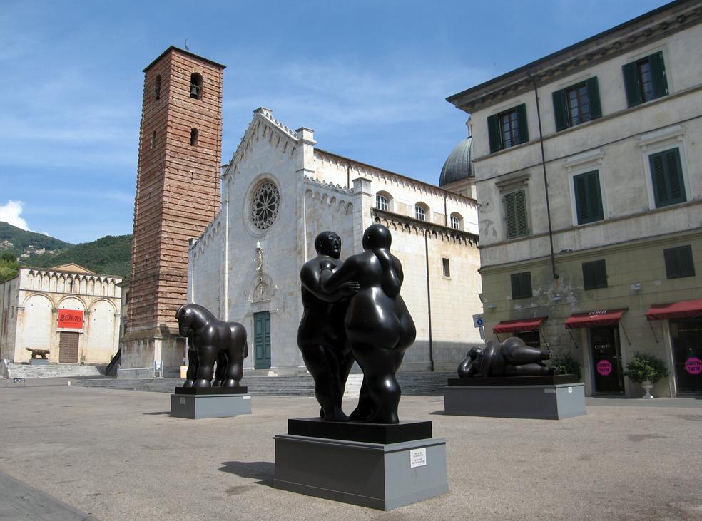Pietrasanta, Italie
