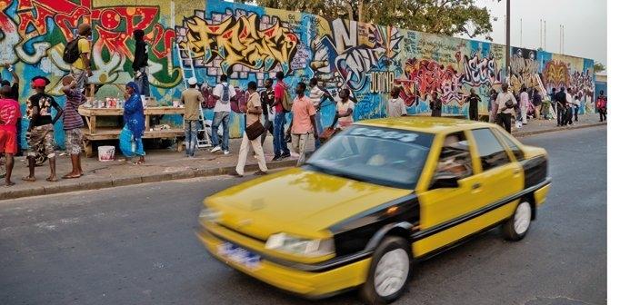 La 4e édition du festival Festigraff@s'est tenue en avril à Dakar, dans le cadre du Tandem Paris-Dakar