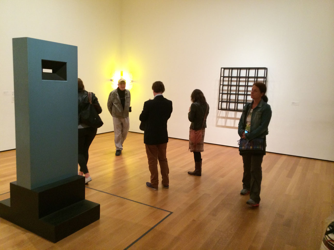 Fred Forest au MoMA |  |