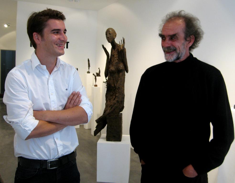 Antoine Hyvernaud et Marc Petit