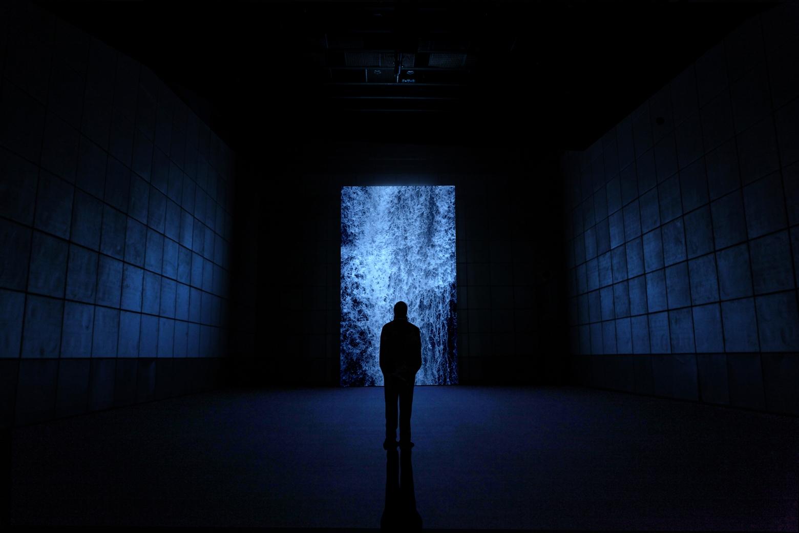 Lee Infinity II, installation vidéo