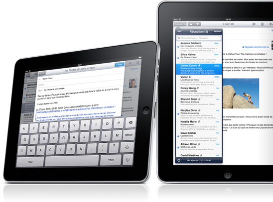 |L'iPad d'Apple|