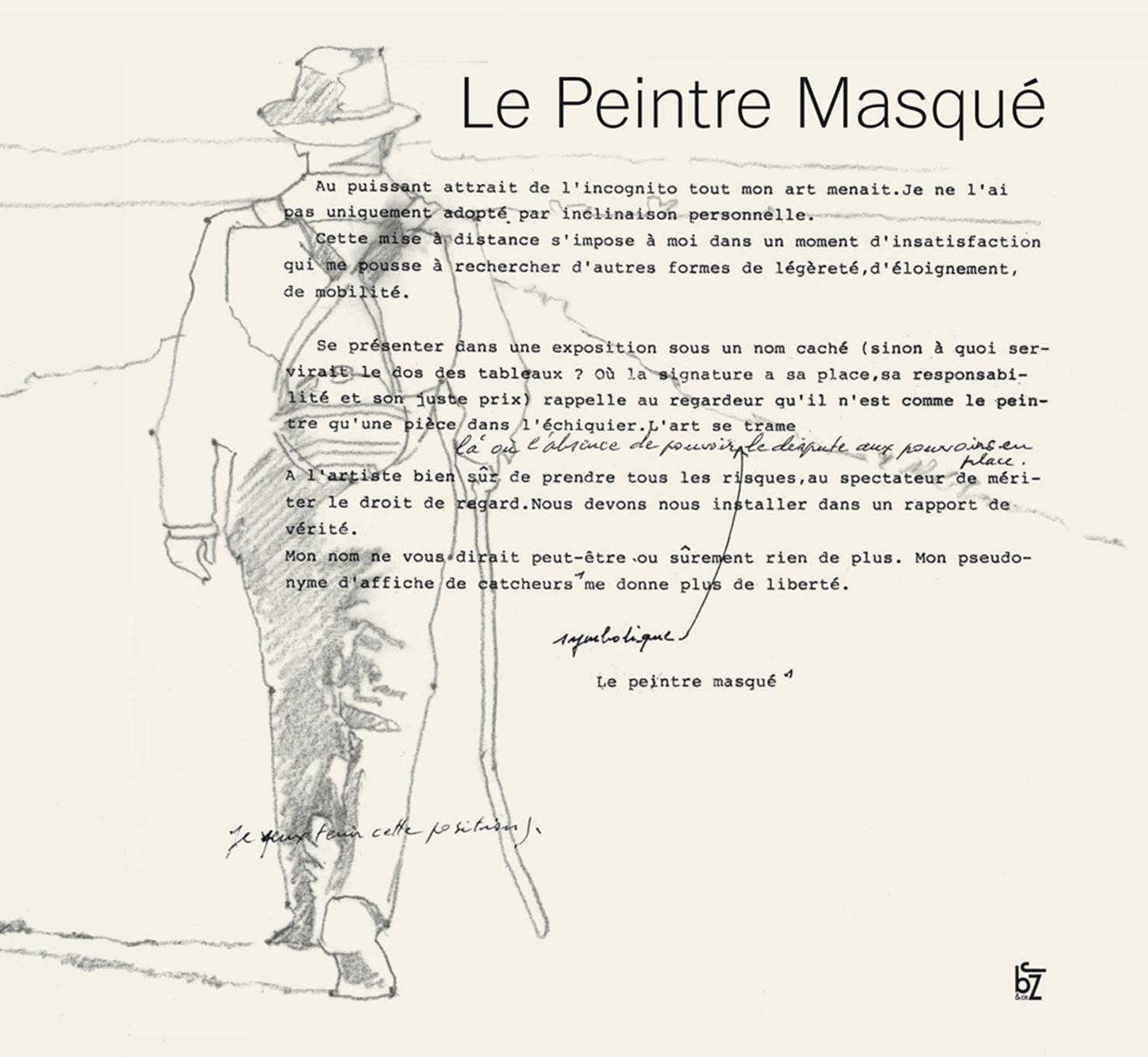 Le Peintre Masqué |  |
