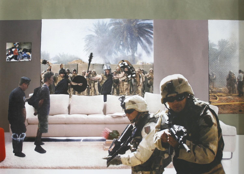 Extrait de la série House Beautiful :@Bringing the War Home
