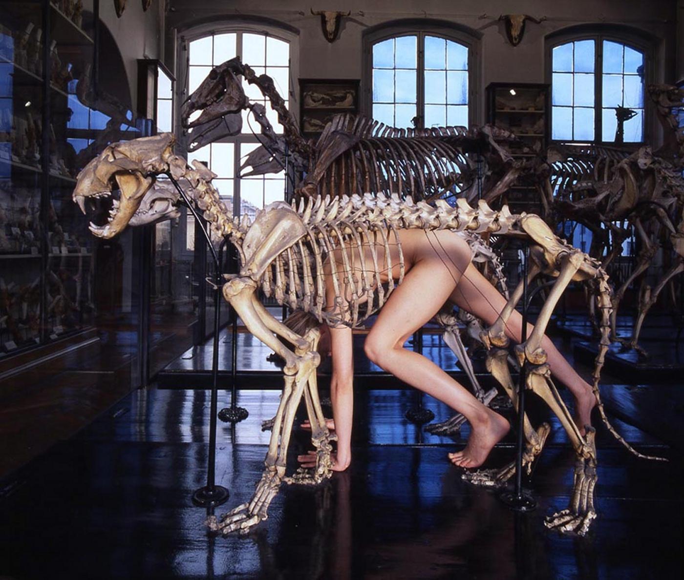 Choréphotographies@Improviser l'architecture, Musée Fragonard – Sylvia