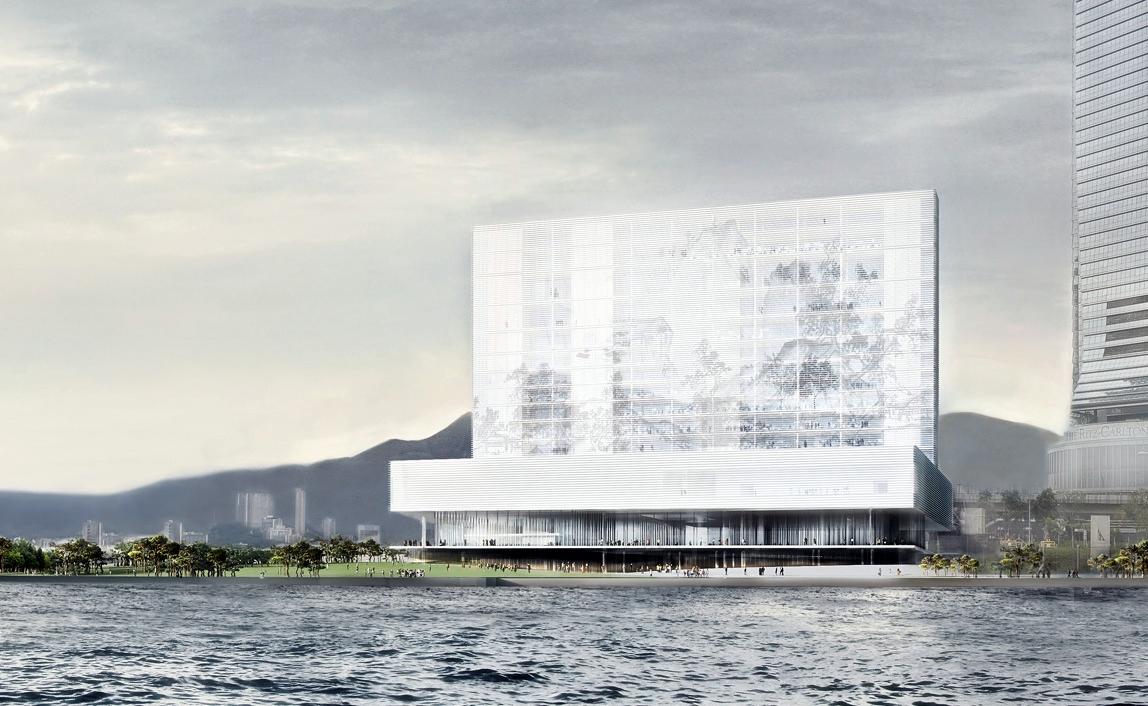Le futur Musée M+ ||