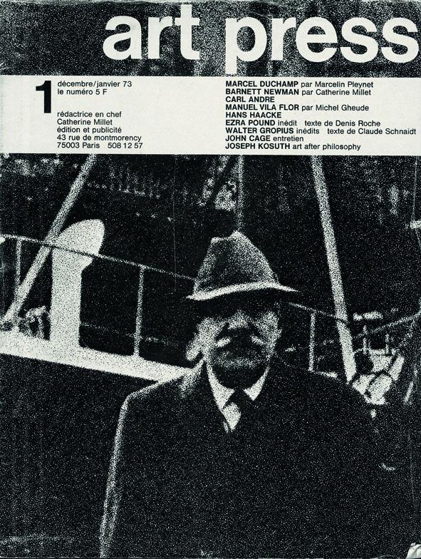 N°1 |  | Décembre/Janvier 1973