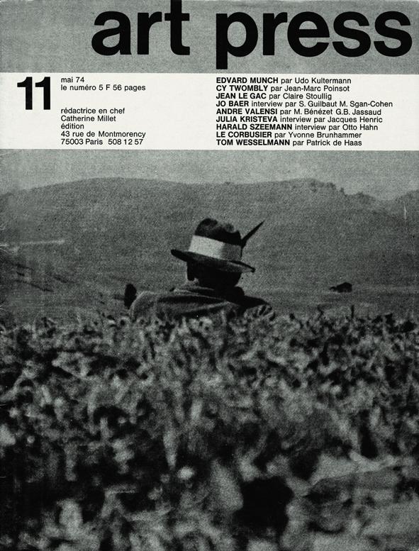 N°11 |  | Mai 1974