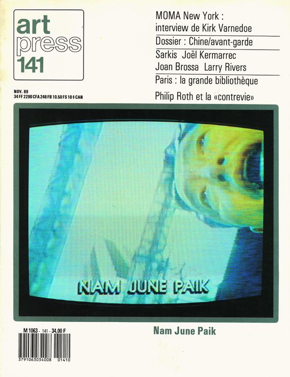N°141 |  | Novembre 1989