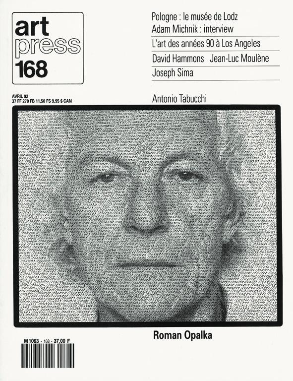 N°168 |  | Avril 1992