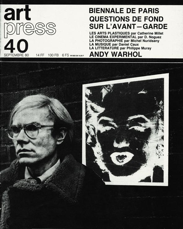 N°40 |  | Septembre 1980