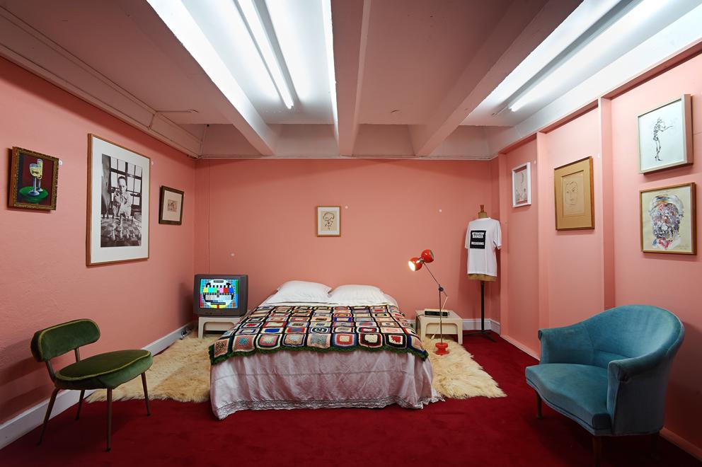Sandra D. Lecocq et Noël Dolla,  L'appartement du joyeux bordel, 2013