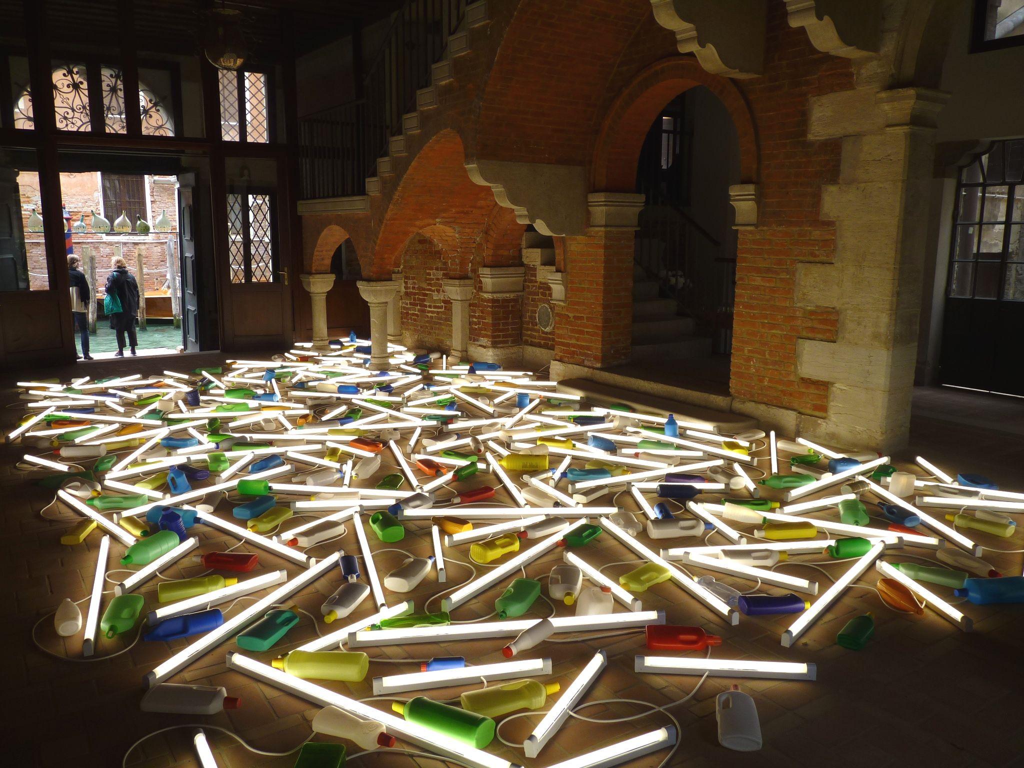 Daylight Flotsam Venice, installation, pavillon néo-zélandais