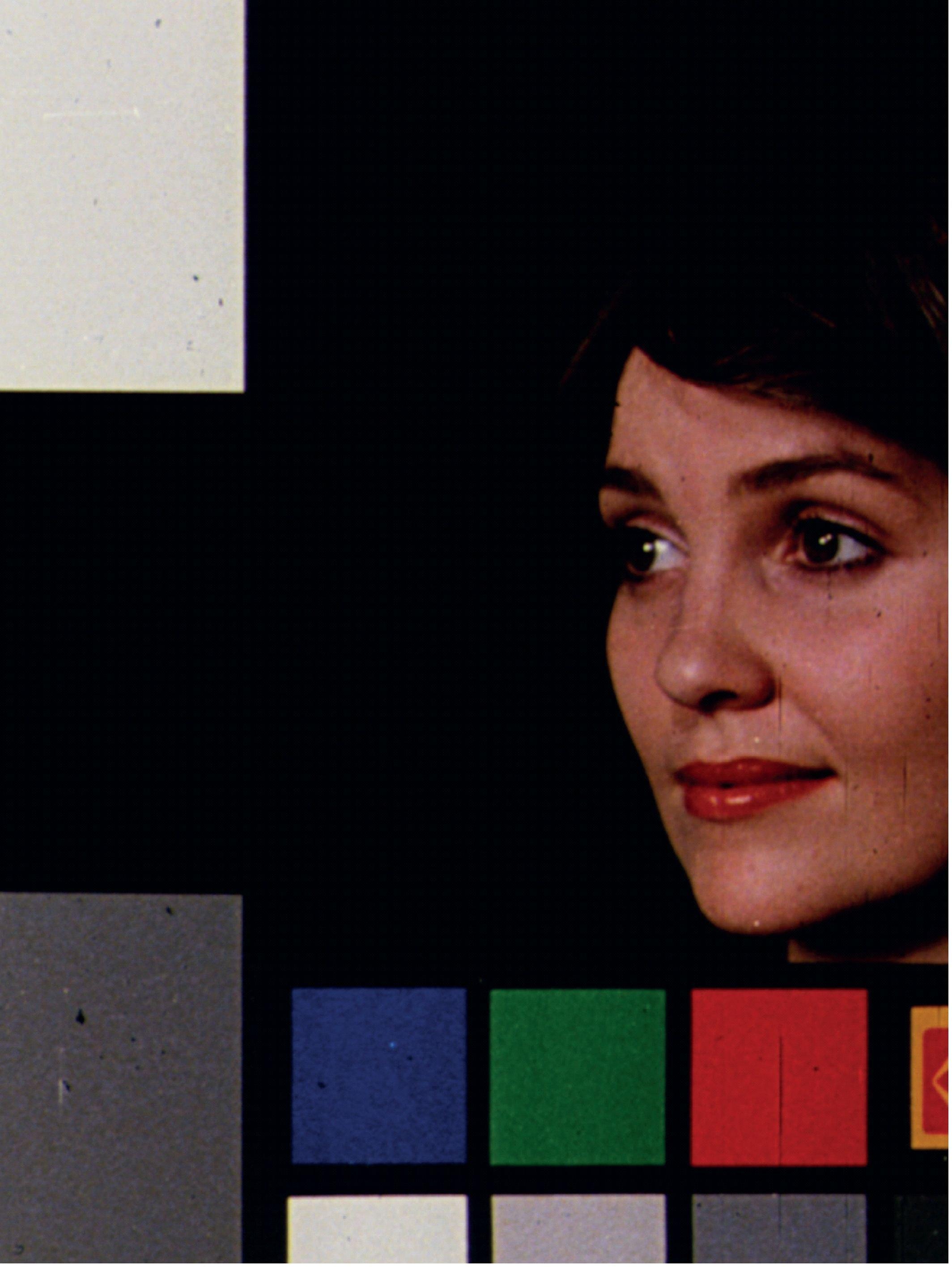 Lili (détail), pour L'exposition d'un film