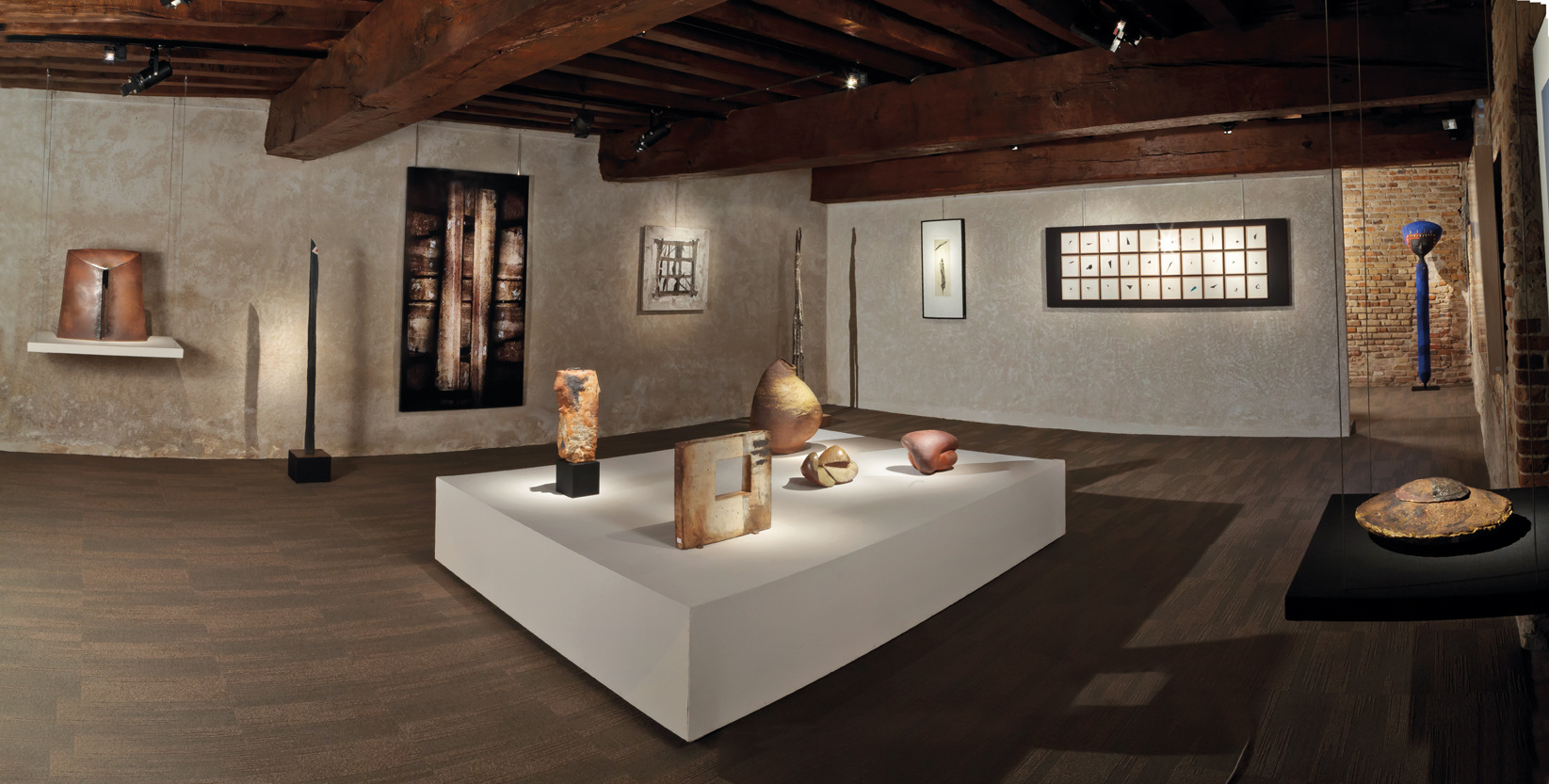 Vue de l'exposition@Ensemble depuis 40 ans, troisième salle