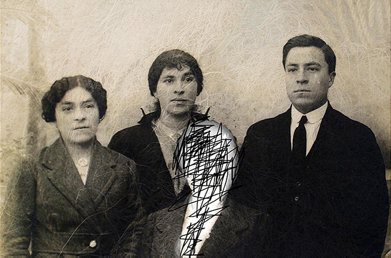 « Retrato Borrado », Leonora Vicuña