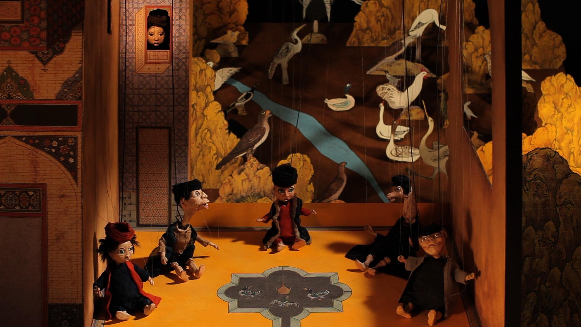 Cabaret Crusades: The Path to Cairo@(capture d'écran)