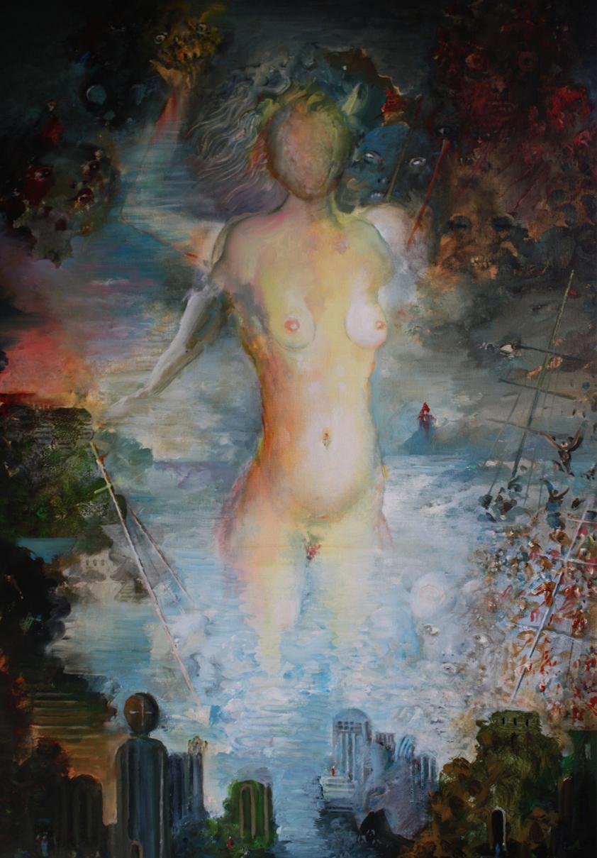 Sirène (la naissance)