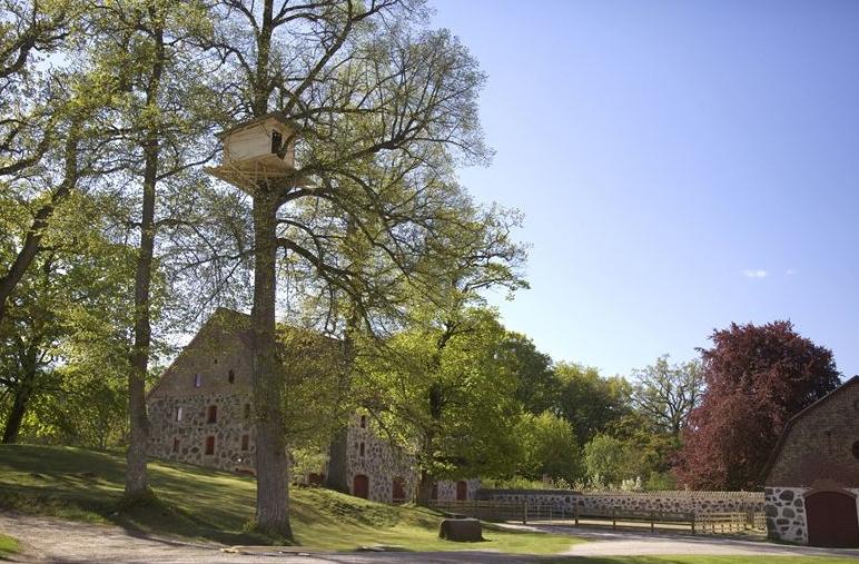 Tree Hut Wanas