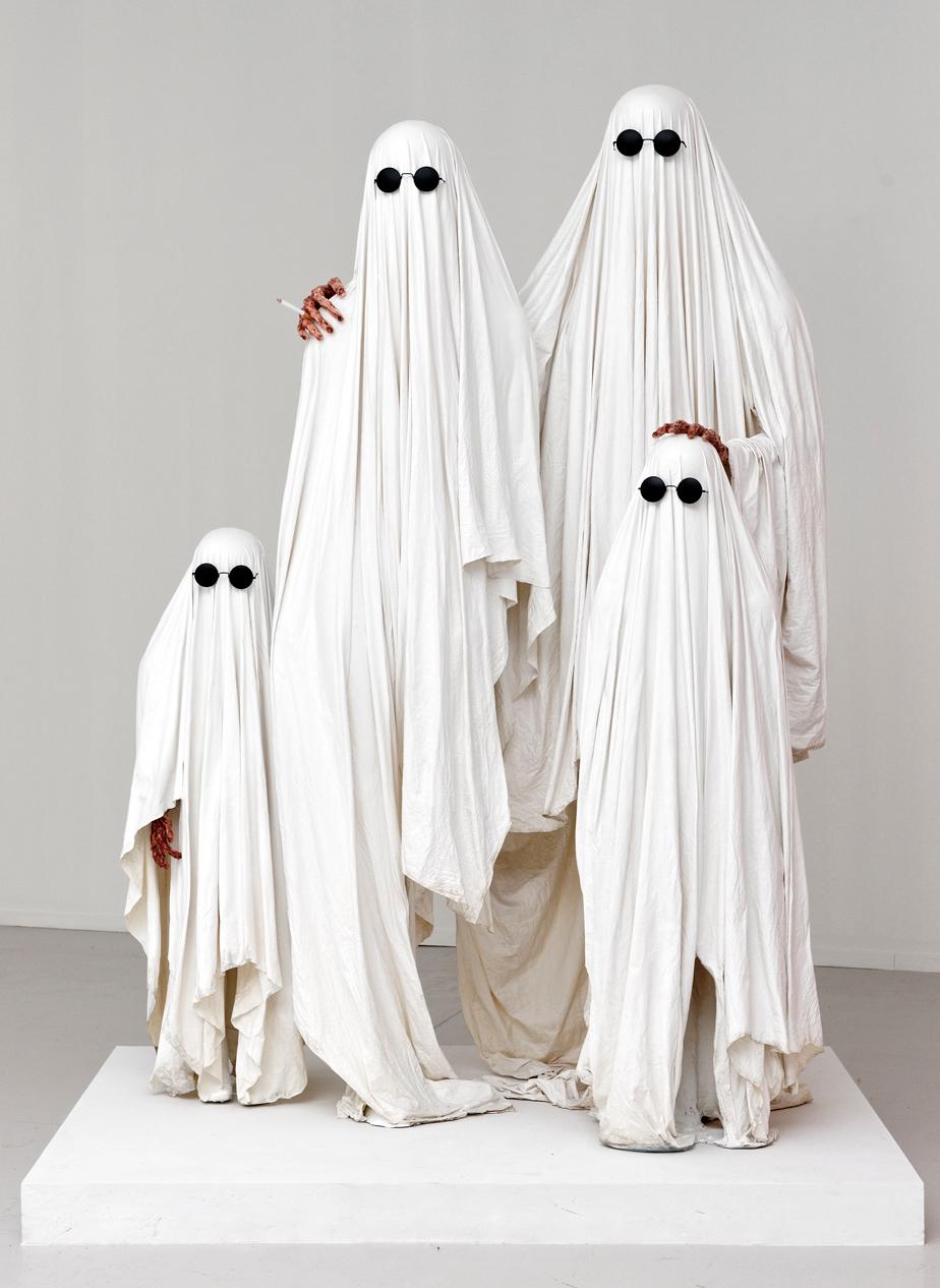 La famille invisible, présentée actuellement dans le cadre@de France in SongEun :@The French Haunted House, à Séoul