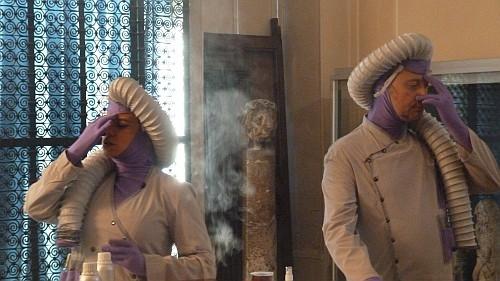 Visite olfactive à l'Institut du monde@arabe à Paris