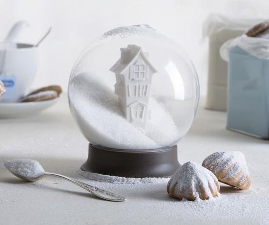 Sucrier Sugar House – Boule à neige