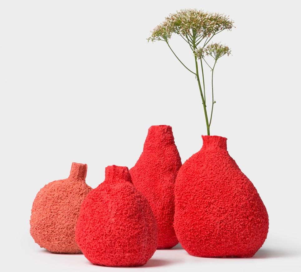Vases Coral