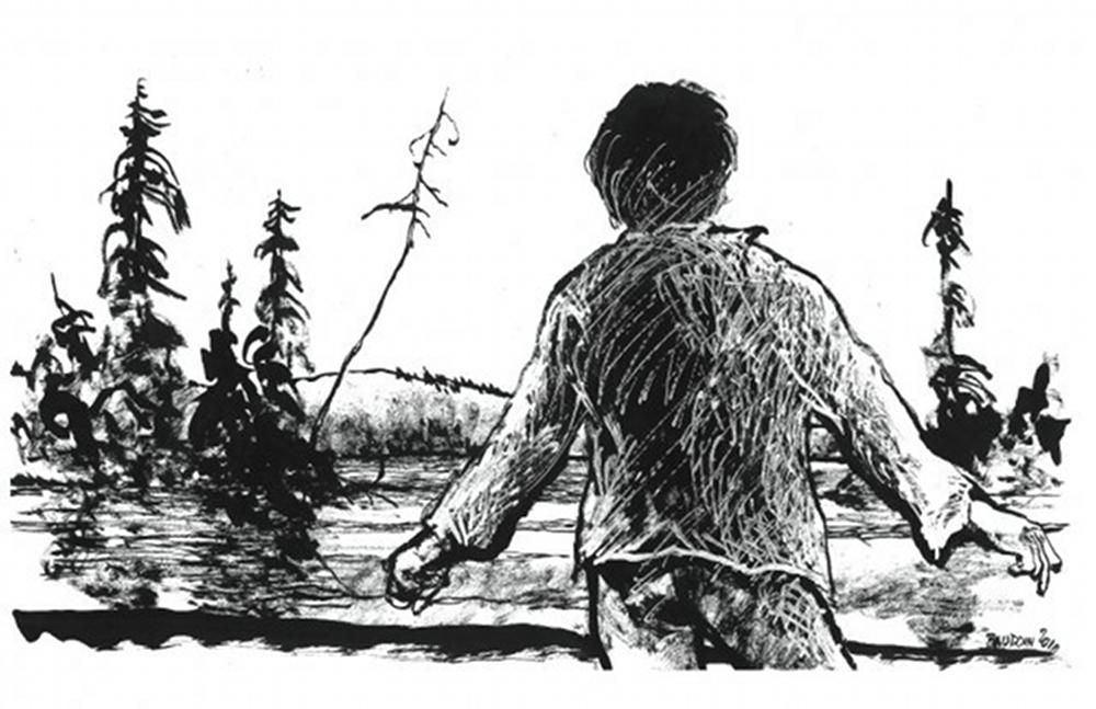 Un enfant, au Module à Saint-Laurent du Var