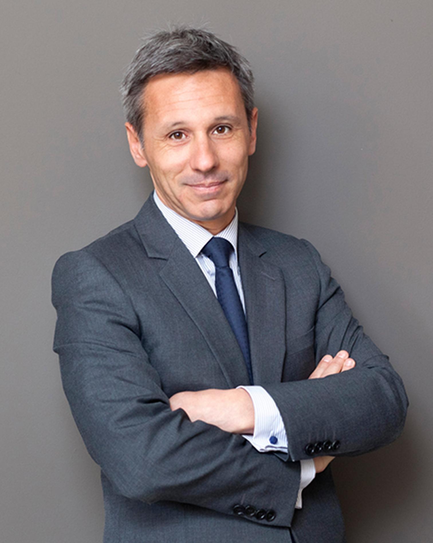 Christophe Beaux, p-dg de la Monnaie de Paris
