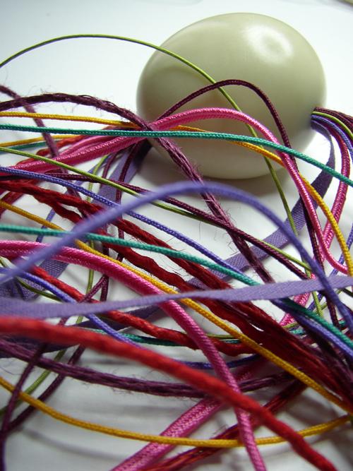 De fibres et d'Ivoire