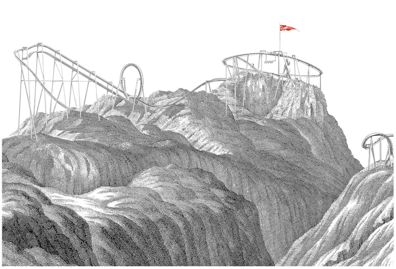 L'essor des cimes