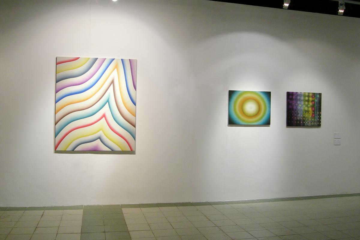Vue d'exposition, Musée d'art contemporain de Perm@(novembre 2012)