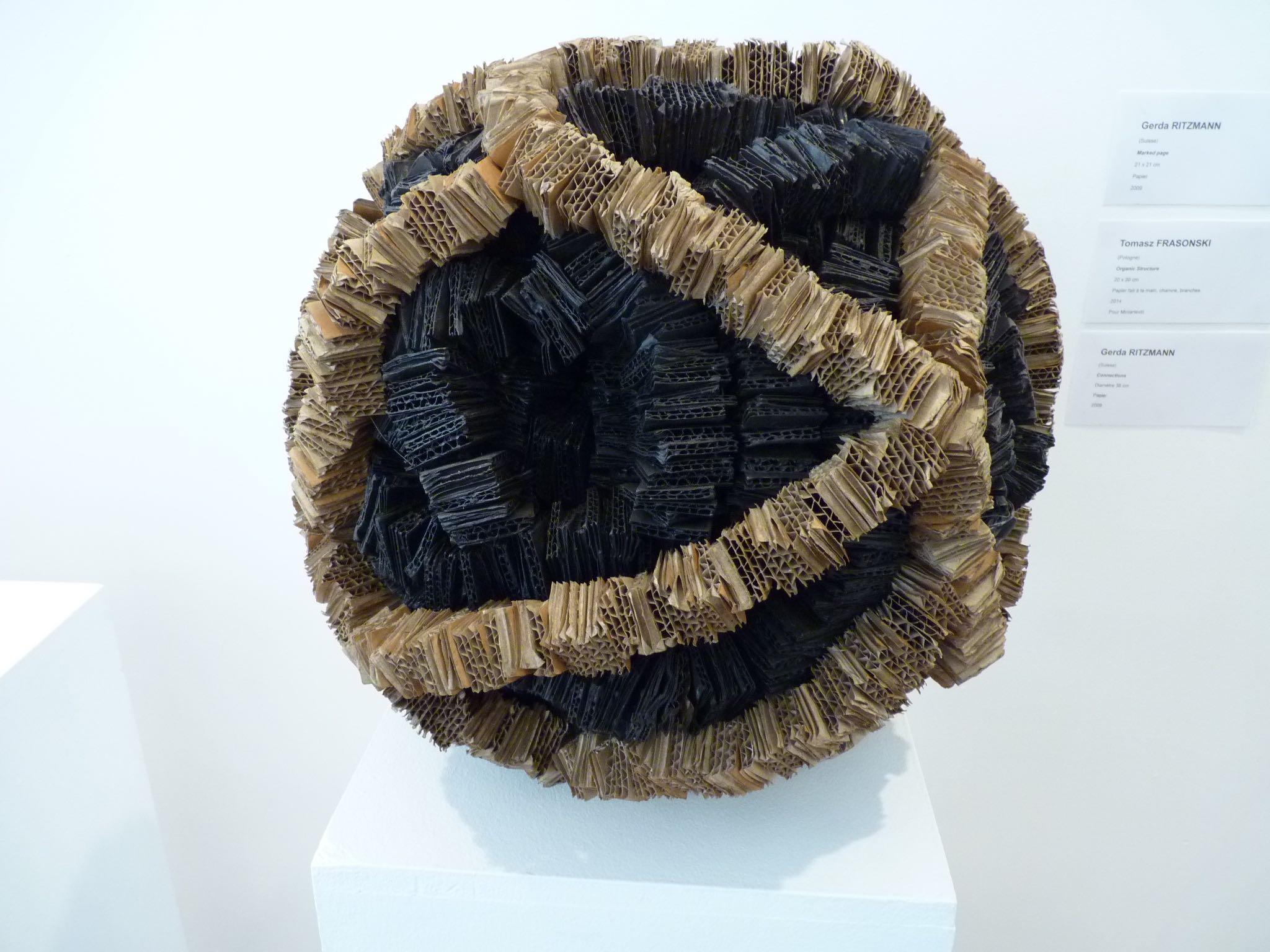 Connections, Exposition Gea, de terre, de fil et de papier