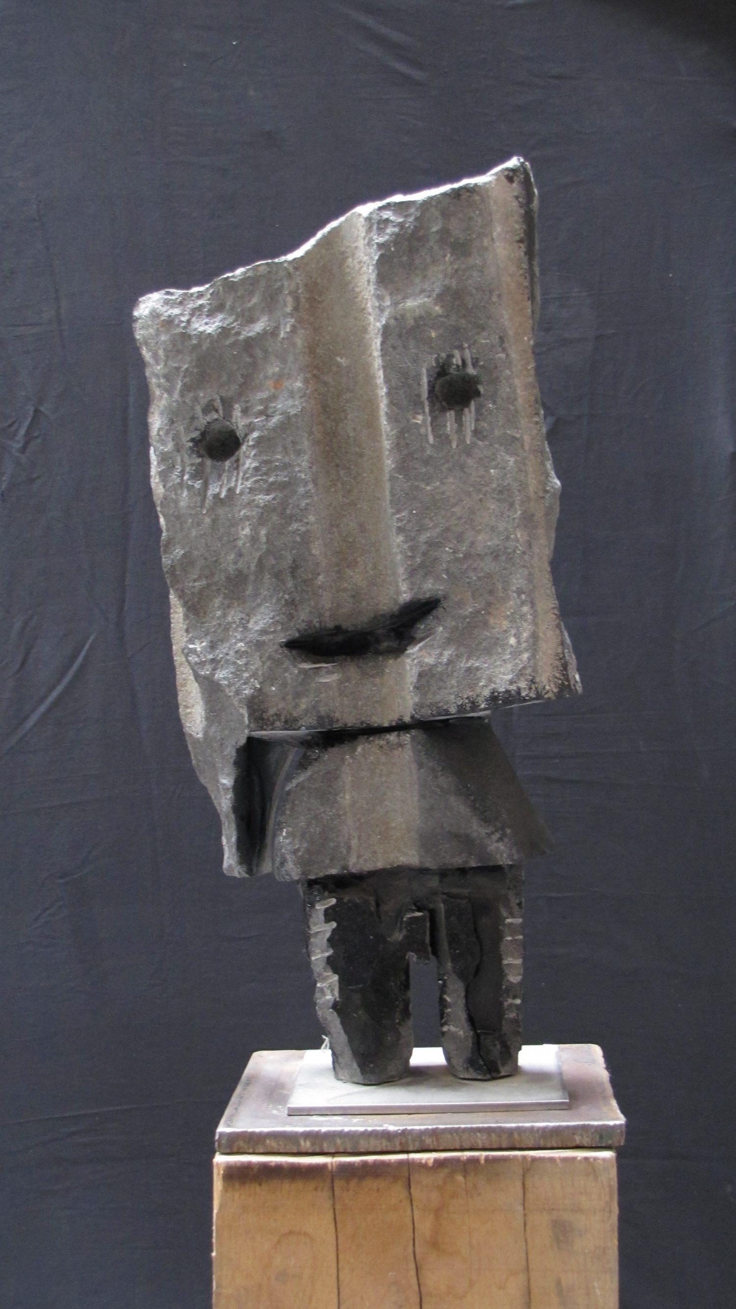 L'amicale des pierreux, granit (49 cm)