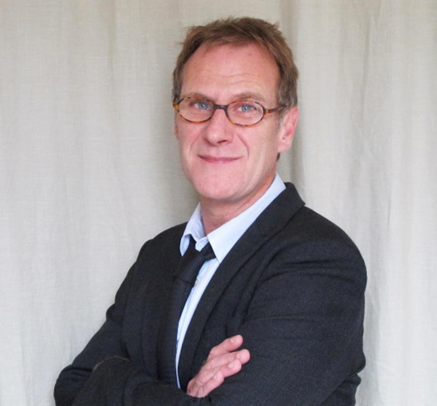 Laurent Boudier, directeur artistique de la Slick Art Fair | |
