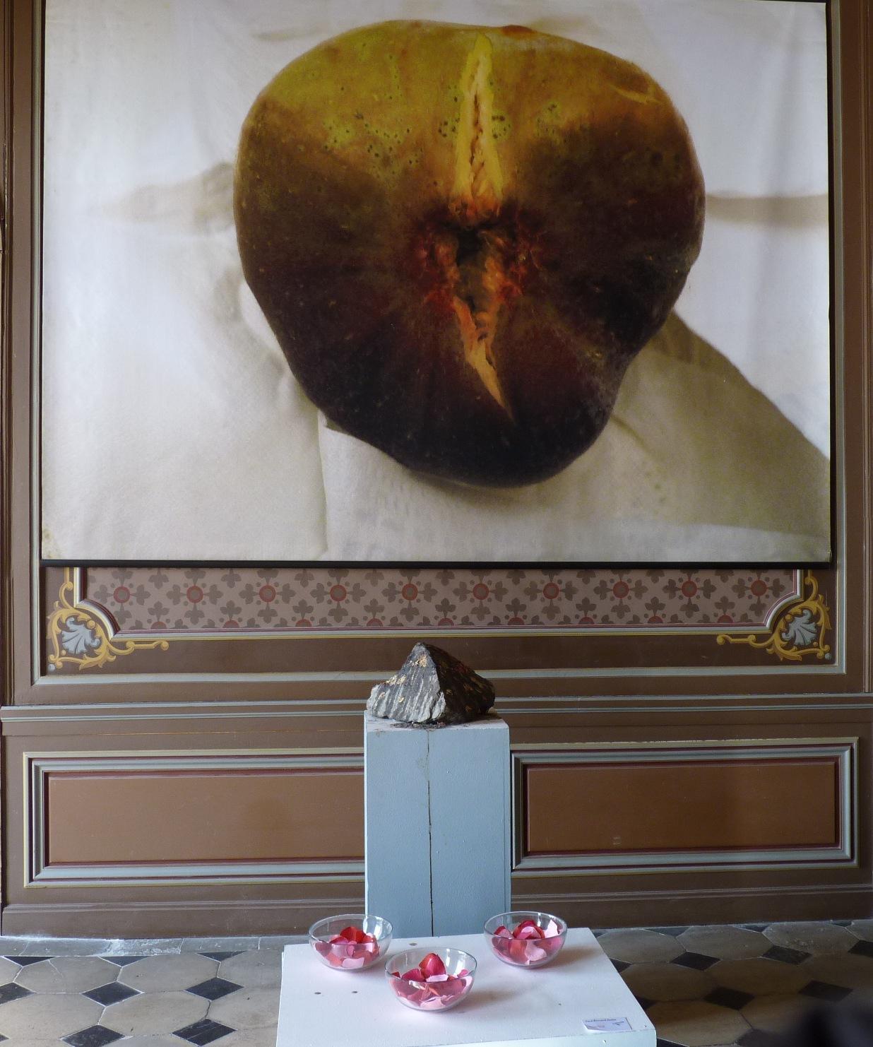 Paul-Armand Gette | Les Menstrues de la Déesses, salle des gardes | 2005