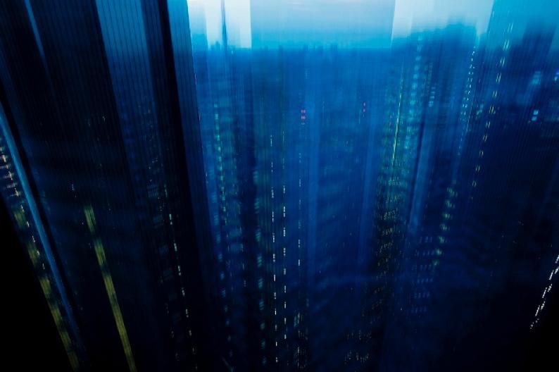 Tokyo Layers #28 (60 x 90@ou 97 x 145.5 cm)