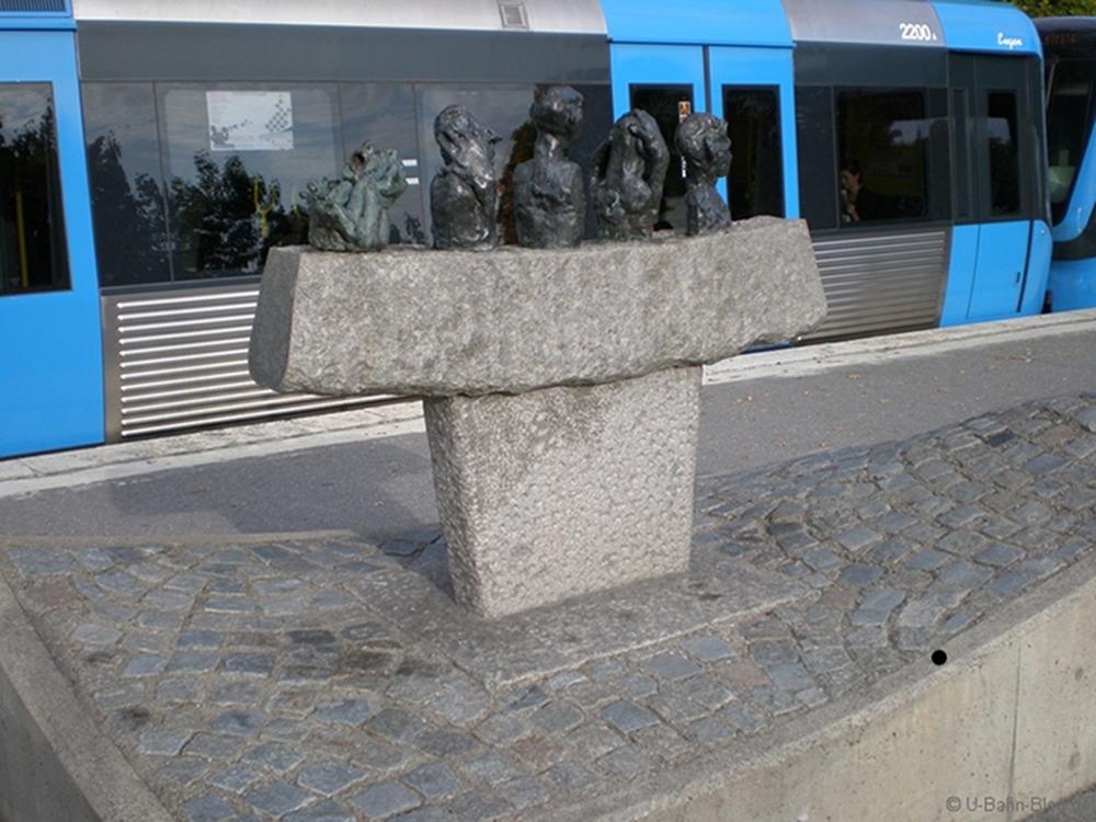 The Madmen's Boat, Station Sockenplan