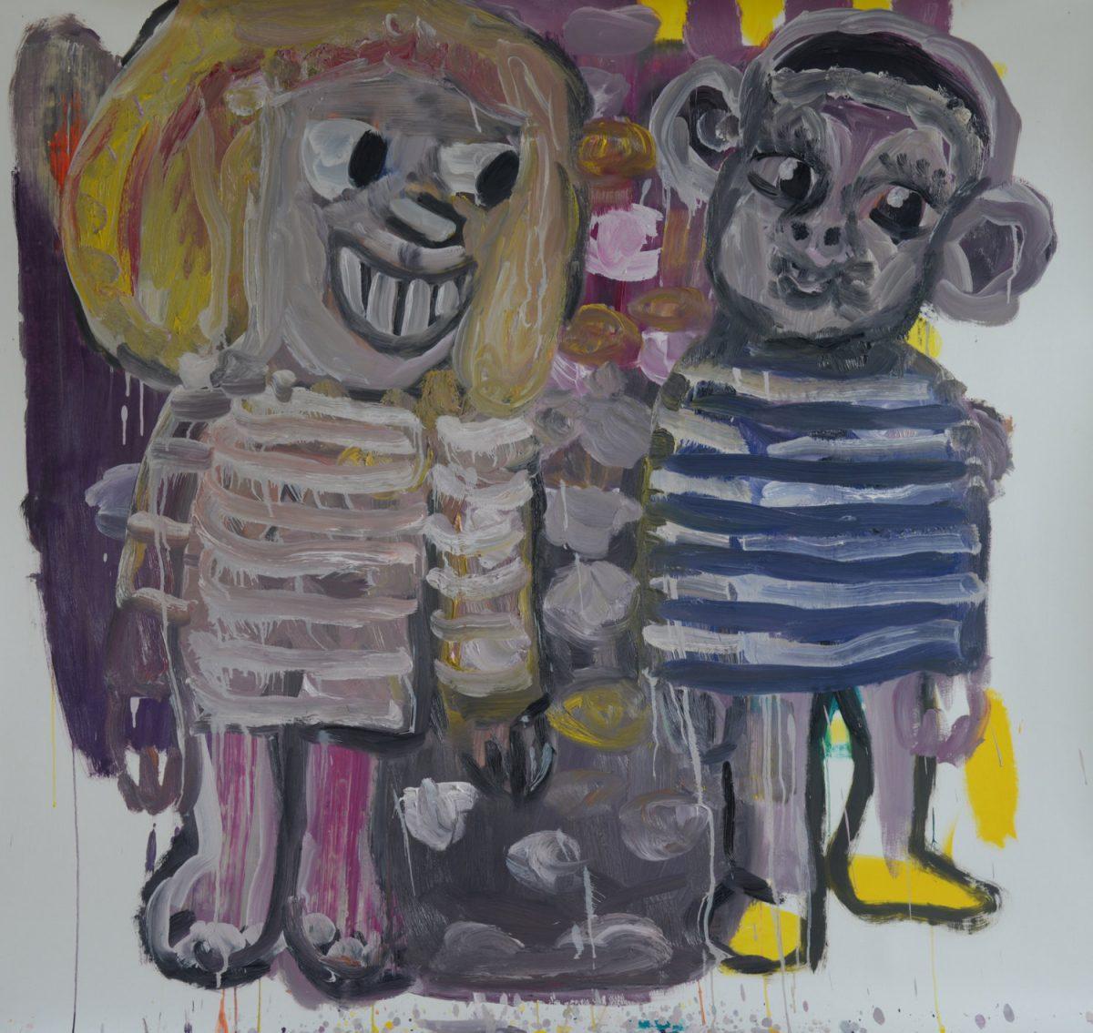 Charlotte et Gary datant décembre 2014