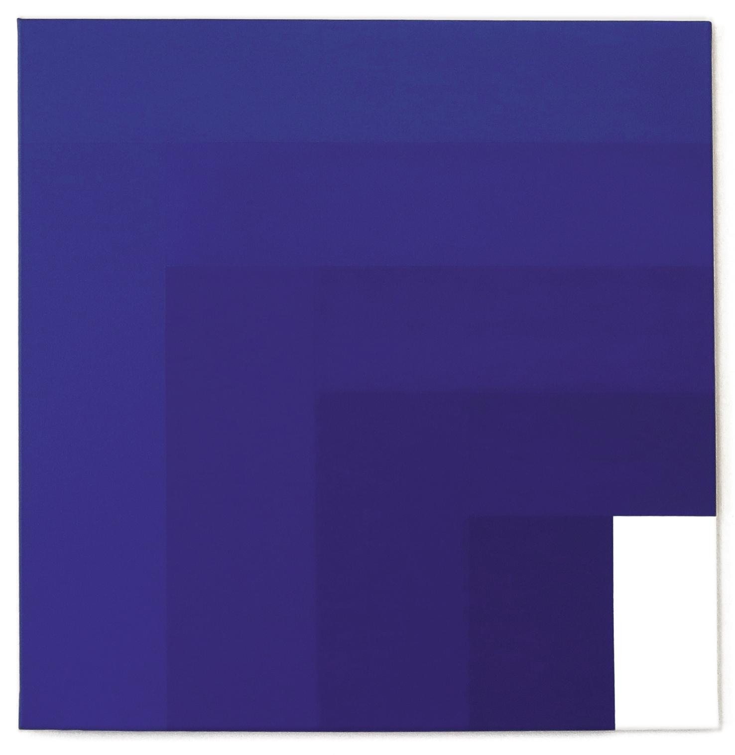 Perspective Bleue  II